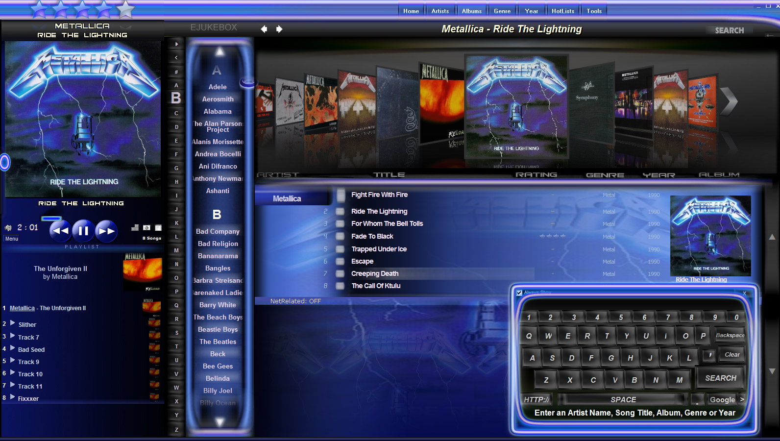 Ultimate Jukebox Software for Windows